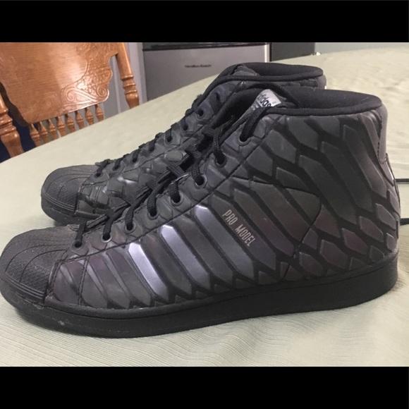 separation shoes bce79 709aa Adidas XENO Reflective Pro Model Men's 9.5